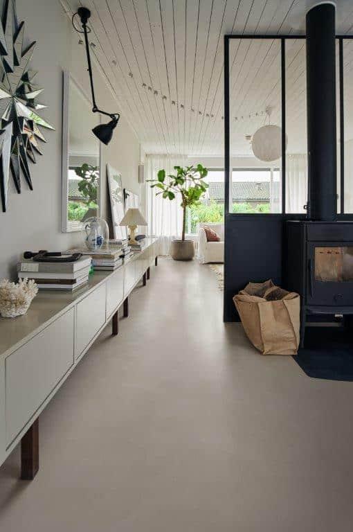Greige Soft Concrete