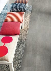 Pergo LVT Tile Dark Grey Concrete 40051_Interior01