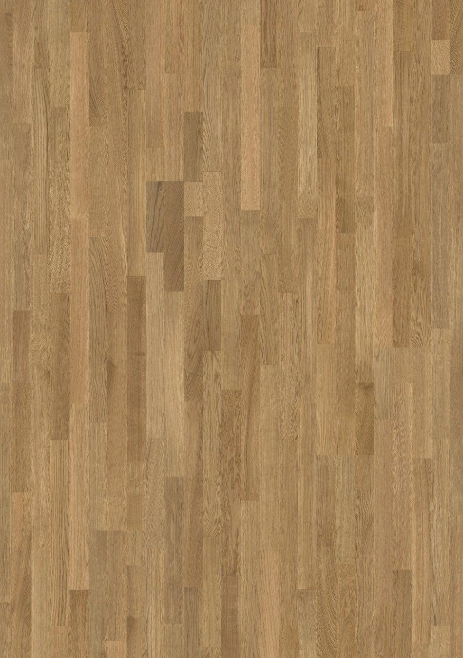 Solid Oak 3 Strip